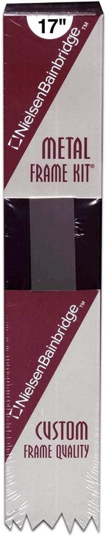 Nielsen Metal Frame Kit Accents schwarz schwarz schwarz 17In B0009ILFHK | Ästhetisches Aussehen  42a22d