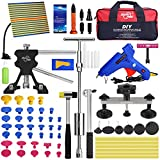 PDR Auto Paintless Dent Repair Kits, Car Dent Puller with Bridge Dent Puller Kit, Full Set Dent Remover Tools for All Kinds of Damages(products as picture shows)