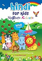 Hindi for Kids Numbers and Colours [DVD]