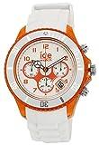 ICE-WATCH Reloj analogico para Unisex de Cuarzo con Correa en Caucho CH.Woe.BB.S.13