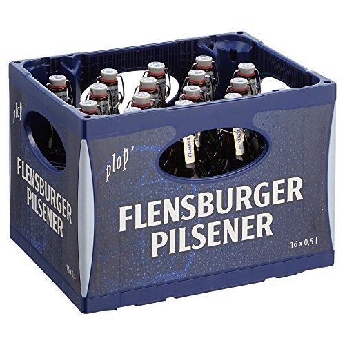 Flensburger Pils MEHRWEG (16 x 0.5 l)