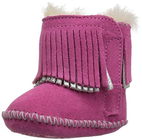 Koolaburra by UGG baby girls Victoria Short Fashion Boot, Chestnut, 5 Toddler US