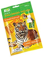 Primary Colours Animal Planet On The Go Colouring Pouch (826-AP)