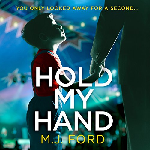 Hold My Hand Titelbild
