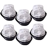 6 Pack Replacement Dust Cup Filter for Vacuum Shark Handheld Vacuum SV780 SV75Z SV728N SV726N Replace Part# XF769, XSB726N