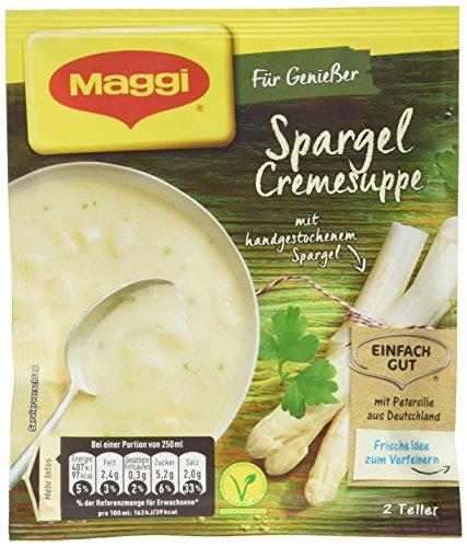 Maggi Meisterklasse Spargel-Cremesuppe, (27 x 500 ml)