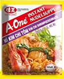 A-One [10x 85g] Instant Nudelsuppe [KimChi Shrimpgeschmack] (Misc.)