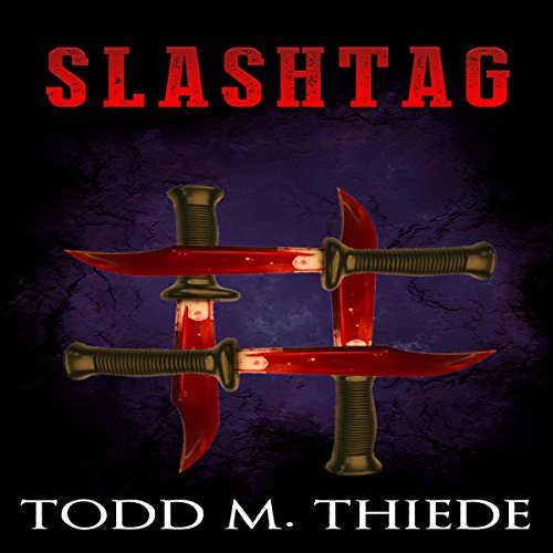 Slashtag audiobook cover art