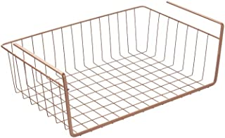Metaltex 'Kanguro 40' Undershelf Mulitpurpose Basket, Polytherm Copper, 40 x 26 x 14 cm