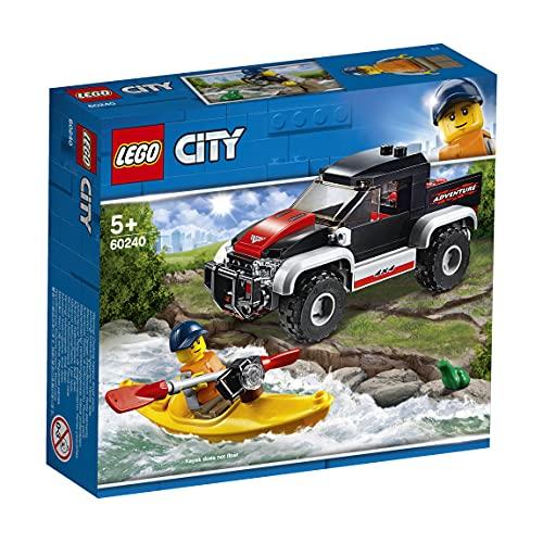 LEGO 60240 City Great Vehicles Kajak-Abenteuer