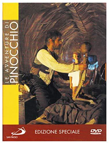 Le Avventure di Pinocchio VERSIONE INTEGRALE (5 ore) 2DVD DIGIPACK