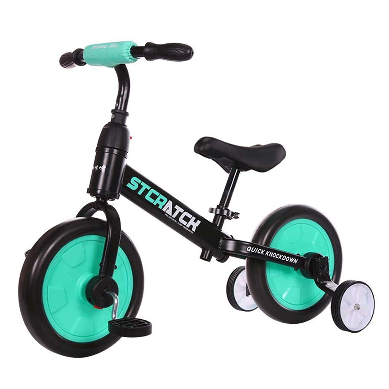 子供の自転車用フリースタイルアウトドアスポーツ自転車、トレーニングホイール付き男の子女の子、サイクリング
