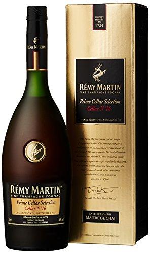 Rémy Martin Prime Selection Cellar No. 16 mit Geschenkverpackung (1 x 1 l)