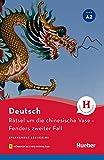 Rätsel um die chinesische Vase. Fenders zweiter Fall / Lektüre mit MP3-Download: Spannender Lernkrimi [Lingua tedesca]