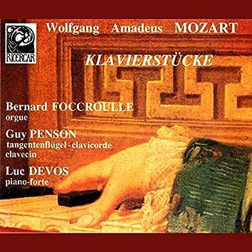 Mozart: Klavierstücke