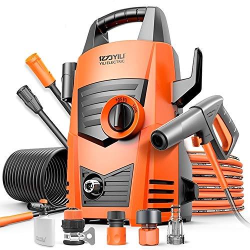 Xuai Household Rondella Gun Cleaner Car pomp voor het reinigen van het apparaat 1200 W met hoge prestaties, met waterkoker, 220 V