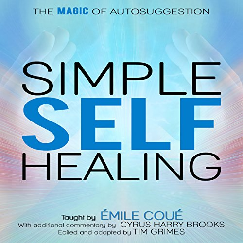 Simple Self-Healing audiobook cover art