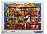 Clementoni Puzzle 1000 Piezas Ye Old Shoppe, Color (39512.5)