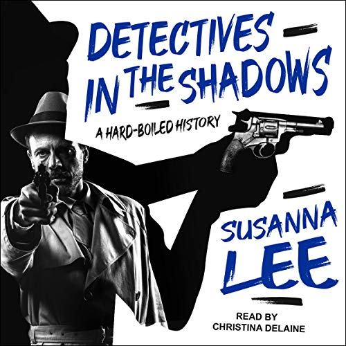 Detectives in the Shadows cover art