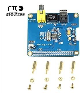 1 pcs lot digital sound card I2S SPDIF + Raspberry pi HIFI DiGi
