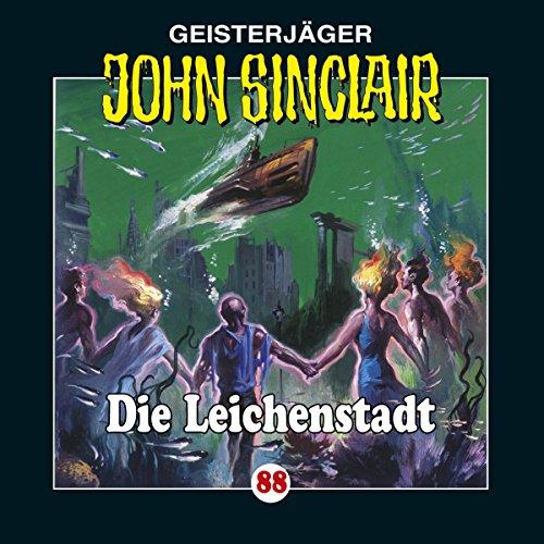 Die Leichenstadt (John Sinclair 88) Titelbild