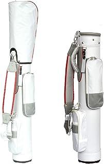 LIUXIN Golf Club Bag, 100% Waterproof, Lightweight and Portable, White Golf Bag