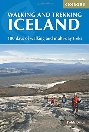 Walking and Trekking in Iceland [Lingua Inglese]