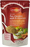 Linwoods Milled Flaxseed Chia Apple and Cinnamon, 200 g