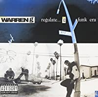 Regulate...G Funk Era by WARREN G (2016-01-06)
