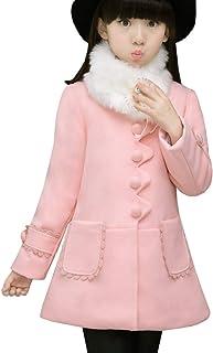 Chaqueta de Invierno Elegante Chaqueta de niña