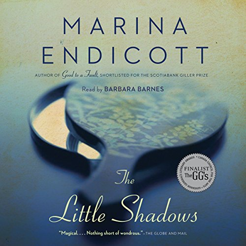 The Little Shadows audiobook cover art