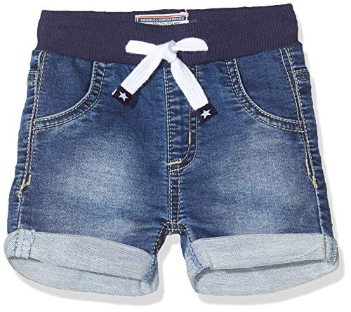 Salt & Pepper Baby-Jungen 03220102 Jeans, Blau (Original 099), (Herstellergröße: 86)