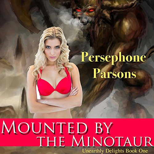 Mounted by the Minotaur audiobook cover art