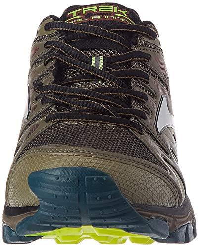 Joma Trek, Zapatillas para Carreras de montaña Hombre, Marrón, 45 EU