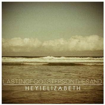 Lasting Footsteps on the Sand