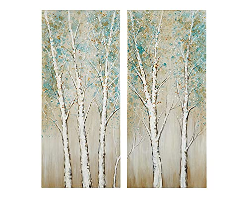 Signature Design by Ashley Judson Wall Art - Set of Two, Green