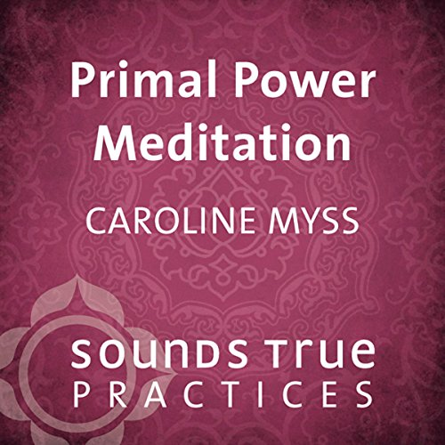 Primal Power Meditation audiobook cover art