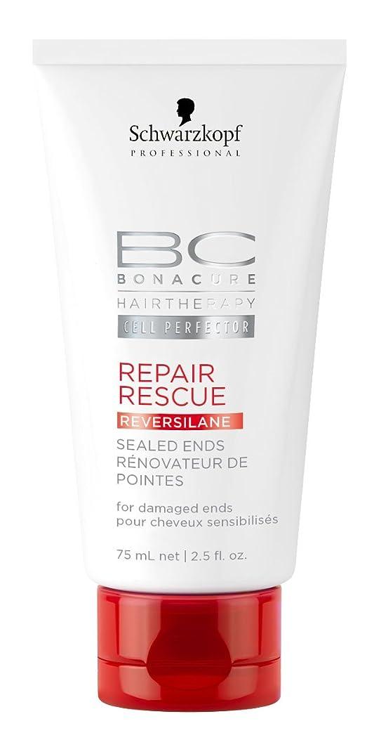 守る満足させる潤滑するBC REPAIR RESCUE sealed ends 75 ml