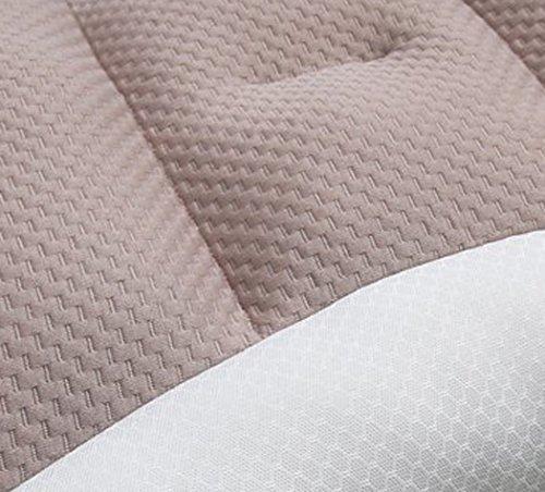 アイリスオーヤマ枕匠眠高さ調整8通り通気性抜群洗えるハイクラスソフトMサイズブラウン