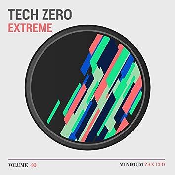 Tech Zero Extreme - Vol 40