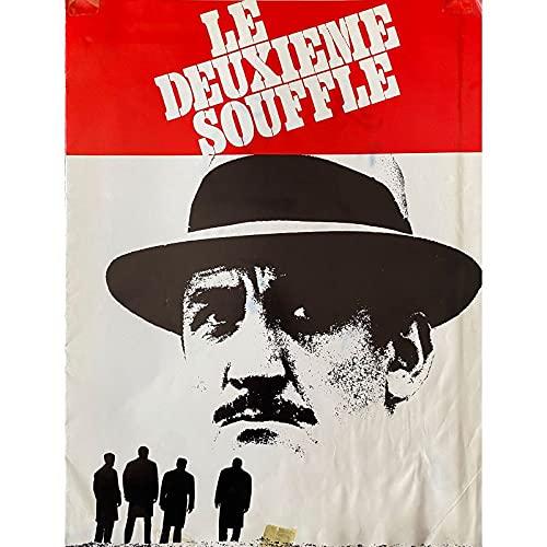 LE DEUXIEME SOUFFLE Dossier de presse 8p - 24x30 cm. - 1966 - Lino Ventura, Jean-Pierre Melville