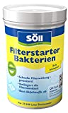 Söll 14424 FilterstarterBakterien - Aktivieren die Biologie im Teichfilter - 250 g