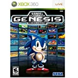 Sonic Genesis Collection X360