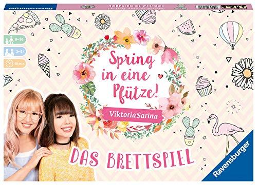 Ravensburger Spiele 26136 - Spring in eine Pfütze! - Das Brettspiel