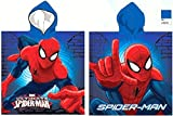 for-collectors-only Spider-Man Poncho Handtuch The Ultimate Spiderman Marvel Badetuch Strandtuch Disney Kinderponcho