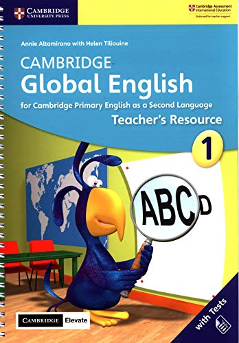 Cambridge Global English Stage 1 Teacher's Resource with Cambridge Elevate: for Cambridge Primary English as a Second Language