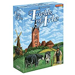 Best Solo Strategy Board Games fields of arle box