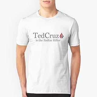 Ted Cruz is the Zodiac Killer Slim Fit TShirtT shirt Hoodie for Men, Women Unisex Full Size.