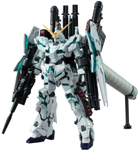 Bandai Hobby HGUC #178 Full Armor Unicorn Gundam Model Kit (1/144 Scale) (BAN189487)