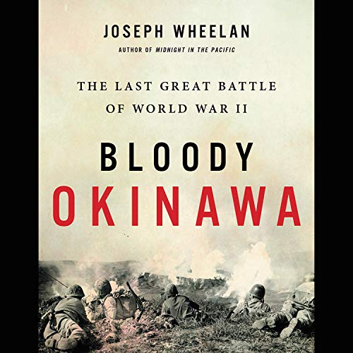 Bloody Okinawa  By  cover art